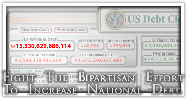 US Debt Clock.org